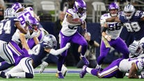 'We fought like crazy': Cousins, Cook lead Vikings to 28-24 road win over Cowboys