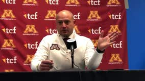 Minnesota Gophers Coach PJ Fleck reflects on loss to Iowa Hawkeyes