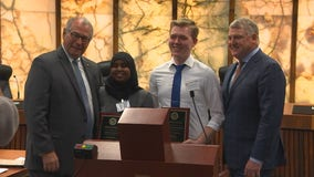 Young firearm reform activists, MPD Sergeant honored with community leadership awards