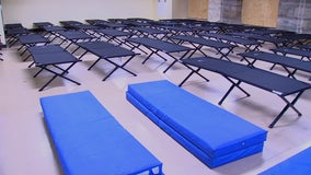 New emergency overflow shelter opens in St. Paul just in time for cold weather
