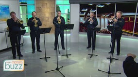 "Twin Cities Trumpet Ensemble to perform ""Hooray for Hollywood"""