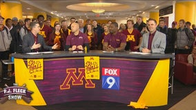 P.J. Fleck Show: Gophers look to stay undefeated in big matchup against Penn State