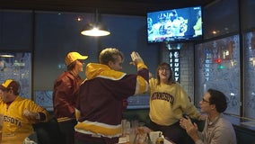 'Not the end of the world': Gopher fans rally behind team after Saturday's loss