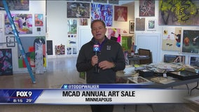 Art Sale at Minneapolis College of Art and Design