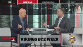 Enough Said: Trump impeachment hearings, Gophers and Vikings preview