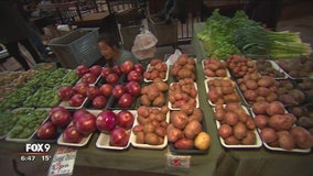 Winter Farmers takes over Union Depot in St. Paul