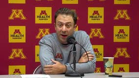 'It'll get real here very, very soon': Pitino, Gophers open season Tuesday against Cleveland State