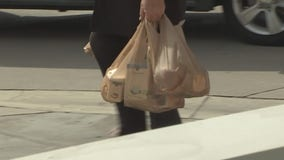 Need a shopping bag? In Minneapolis, that will cost 5 cents extra