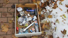 Fire in Wisconsin family's 'junk drawer' likely started by 9-volt battery