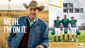 'Meth. We're on it': People have mixed feelings about South Dakota's new anti-drug campaign