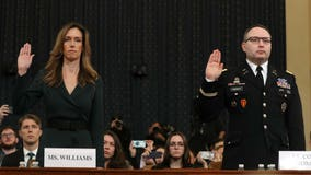 Impeachment hearings: Top national security aides testify Trump call was 'improper,' 'unusual'