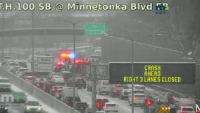 State Patrol: 243 crashes, 32 spinouts reported on Minnesota roads Wednesday