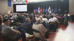 Gov. Walz hosts Veterans Day program in Inver Grove Heights, other ceremonies taking place across Minnesota