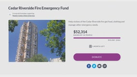 Fundraiser for Minneapolis fire victims surpasses $50K goal in less than a day