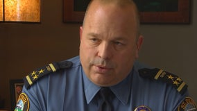 St. Paul Police Chief Todd Axtell leaving the force next year