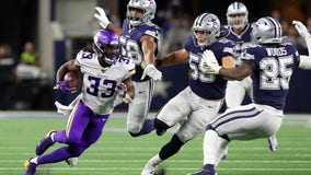 'It's a lineman's dream': Vikings use strong run game to beat Cowboys