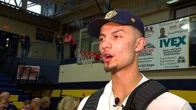 Former Prior Lake star Dawson Garcia transferring to North Carolina