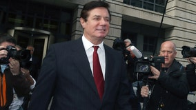 Mueller documents: Manafort pushed Ukraine theory on DNC hack