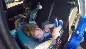 Car seats in Italy must have alarms so kids aren't forgotten