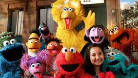'Sesame Street' celebrates 50th anniversary
