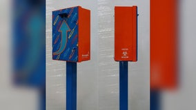 Minneapolis installs syringe drop boxes in effort to reduce litter on streets, public spaces