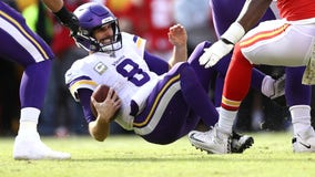 'It's not the end of the world': Vikings moving on from loss to Chiefs