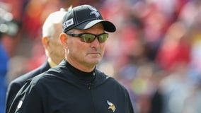 Vikings coach Mike Zimmer: 'I love these players, this organization'