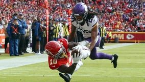 Vikings drop to 6-3, 4-game win streak snapped after 26-23 loss to Chiefs