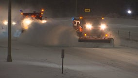 MnDOT warns drivers: Wait if you can, watch out for snow plows
