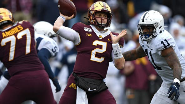 Gophers QB Tanner Morgan looking to grow (at home) during Coronavirus pandemic