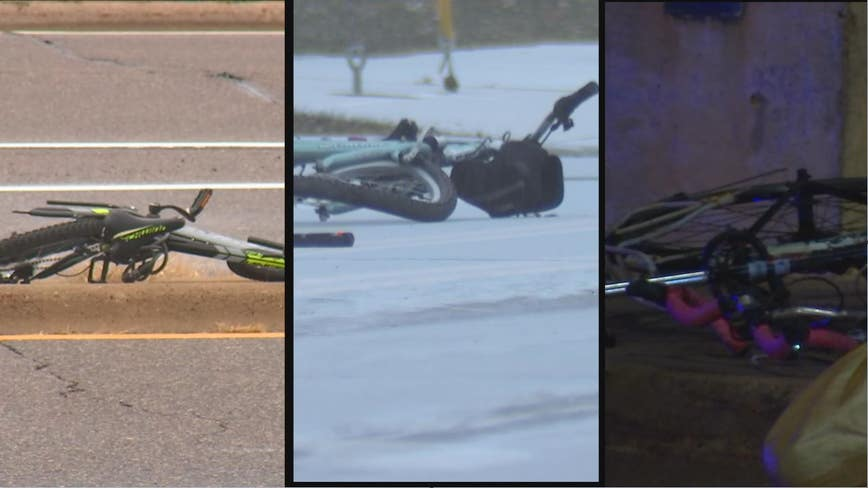 Bike safety advocates stress safety after deadly November