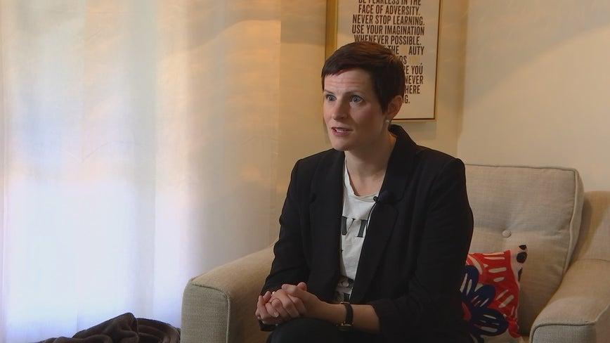 Minnesota breast cancer survivor shares journey to regaining confidence