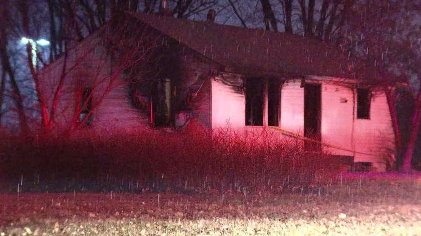 2 found dead after house fire in Spring Lake Park, Minnesota