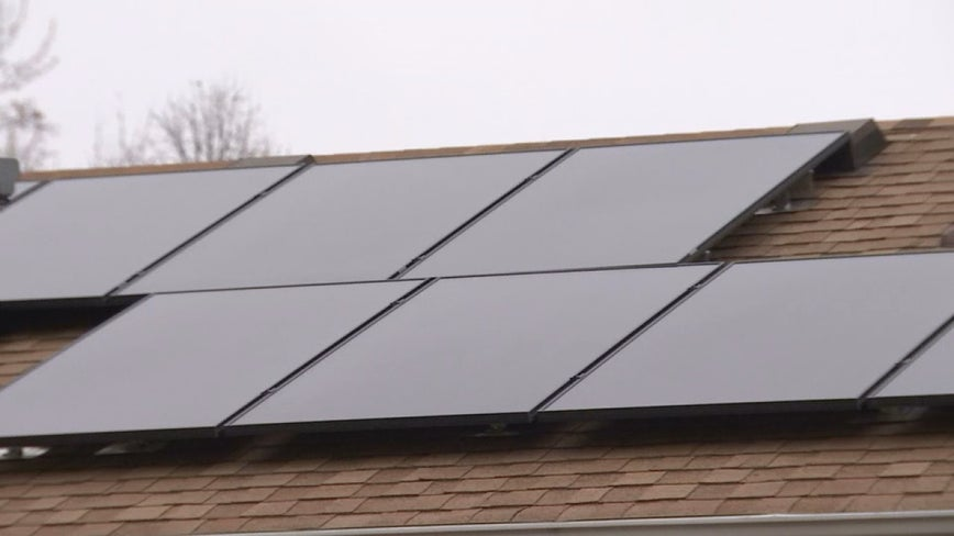 Bloomington couple out $33,000 after they say solar panel company left work incomplete