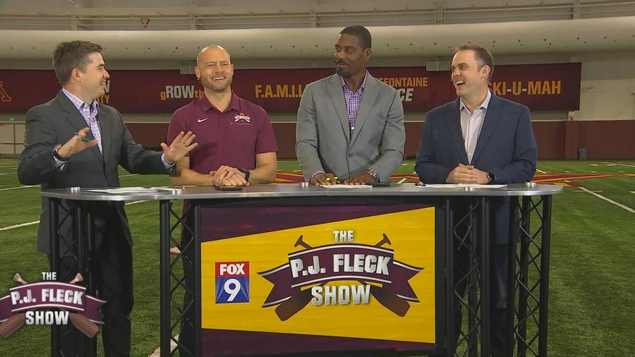 P.J. Fleck Show: After impressive win, Gophers turn attention to Iowa