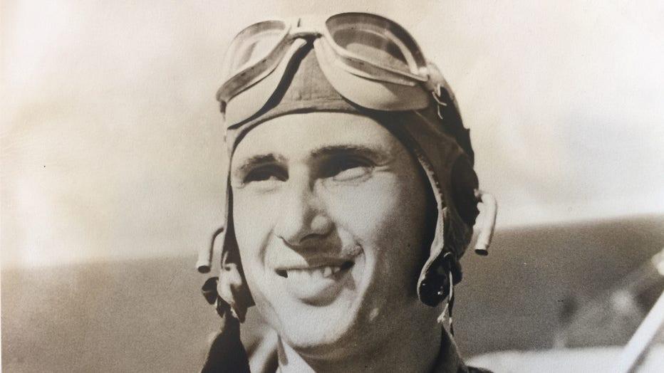 Bill Patten pilot