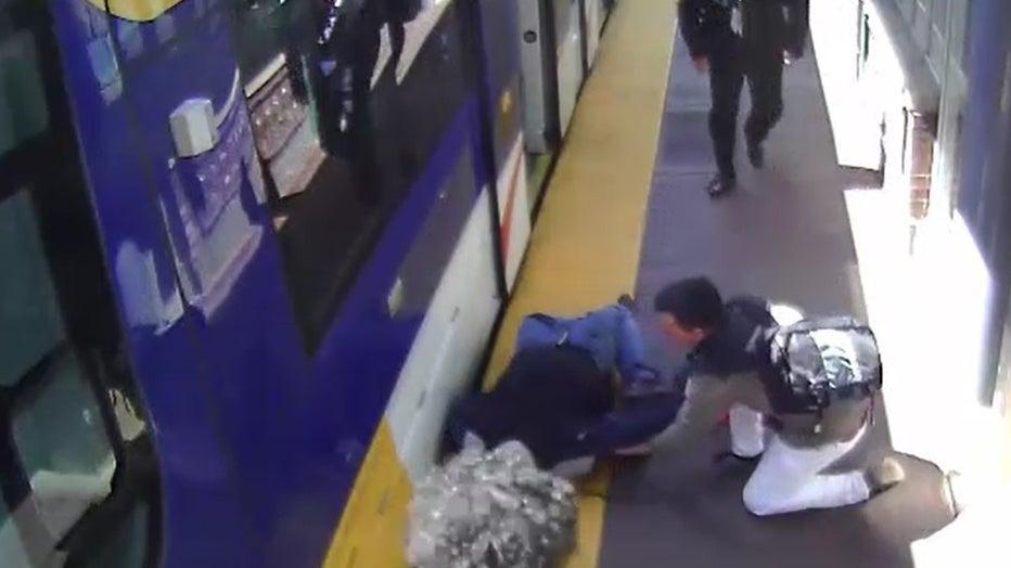 Metro Transit light rail assault