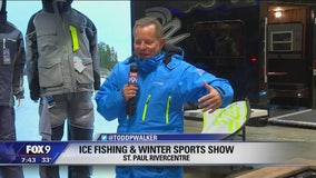 Ice Fishing & Winter Sports Show in St. Paul, Minnesota