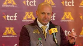 P.J. Fleck to frustrated Gophers fans after Wisconsin loss: 'Let it go'