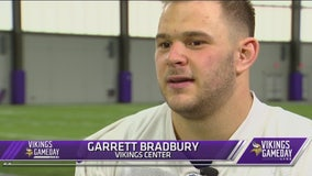 Vikings 1-on-1: Garrett Bradbury