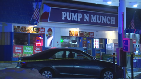 Man dies after Brooklyn Center gas station shooting