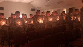 Brigade hosts prayer group honoring soldiers killed in helicopter crash
