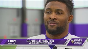 Vikings 1-on-1: Danielle Hunter
