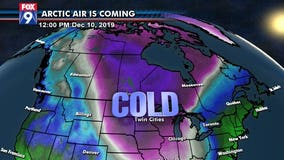 The Arctic chill is coming