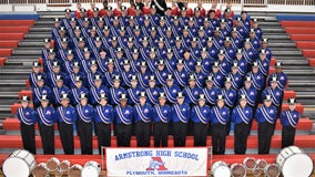 Armstrong High School band to compete at Outback Bowl alongside Gophers