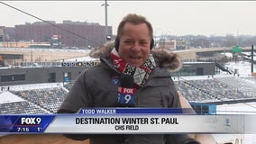 Destination Winter at CHS Field in St. Paul, Minnesota