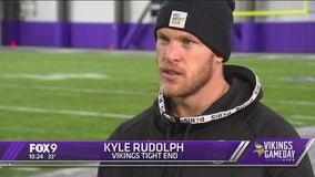 Vikings 1-on-1: Kyle Rudolph