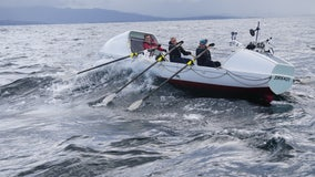 Minneapolis man sets out on voyage to row from South America to Antarctica