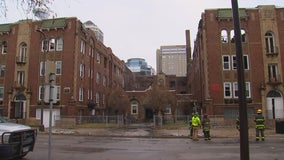 Fire finally extinguished at Drake Hotel in Minneapolis