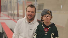 10-year-old St. Paul hockey player with rare condition impresses Devan Dubnyk